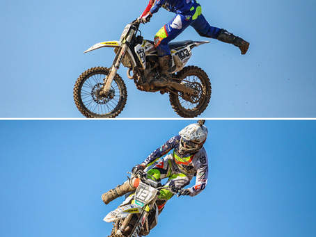 Forato and Guadagnini hit the top 10 at the MX World Championship in Turkey