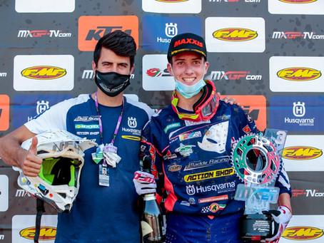 European Championship EMX2T Gp Emilia Romagna.