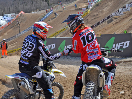 Crazy weekend for Forato and Guadagnini in Cingoli.