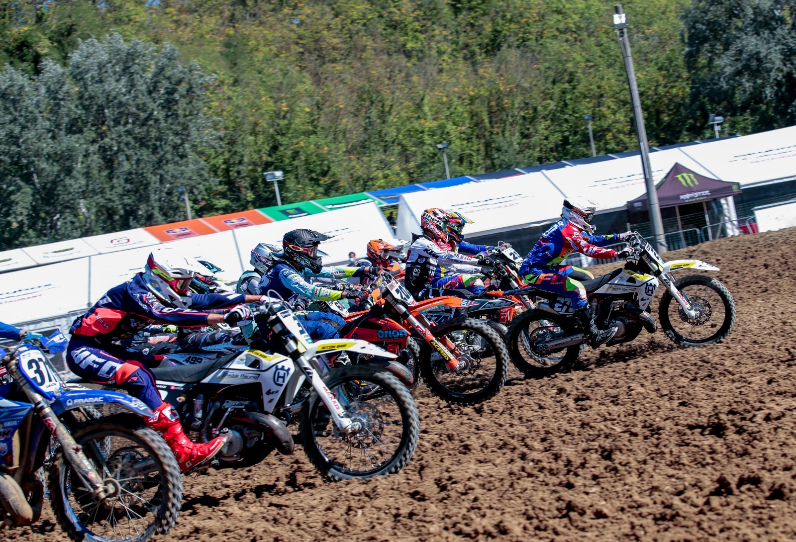 EMX250 2-stroke European Championship