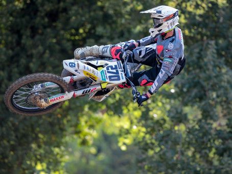 European Championship EMX2 2T Gp City of Faenza.