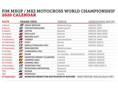 Italian Championship motocross 2020 Round 1 Faenza.