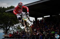 Round 2 Italian championship Montevarchi