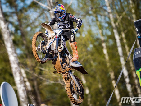 SECONDA GARA DI CAMPIONATO EUROPEO CLASSE 125 PER IL TEAM MADDIIRACING-HUSQVARNA IN LETTONIA