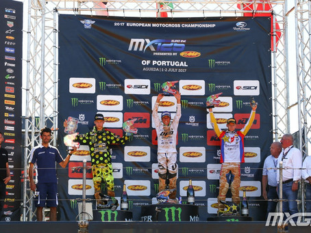 GIANLUCA FACCHETTI WON THE FIFTH ROUND OF EMX 125 IN PORTUGAL