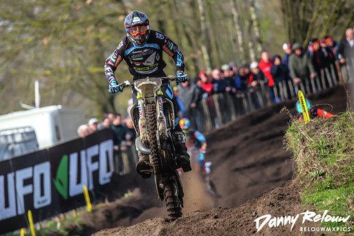 Emx 125 round 1 Holland