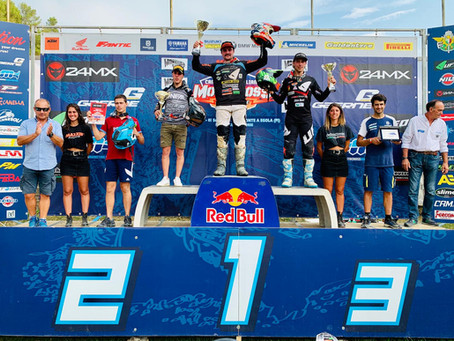 Forato wins and amazes at the Italian championship.