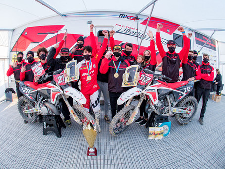Memorable double victory for Fantic Racing and Team Maddii at the Italian International Championship