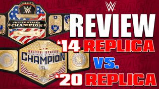 WW US Title Replica Belt Reviewe