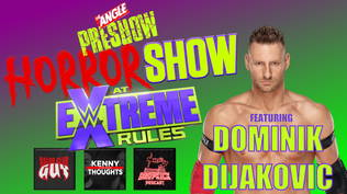 The Horror Show At WWE Extreme Rules Pre-Show