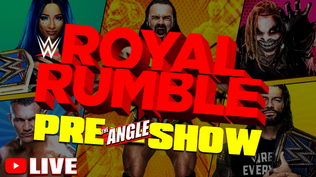 WWE Royal Rumble 2021 Pre-Show