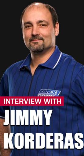 Jimmy Korderas Interview