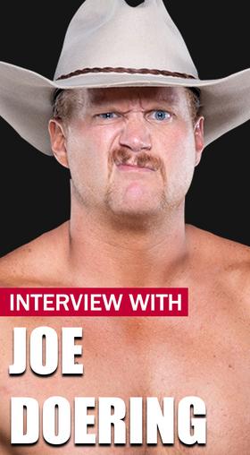 Joe Doering Interview