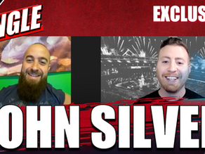 John Silver on Brodie Lee, TNT Title Match, AEW/WWE, Being The Elite [TRANSCRIPTION]