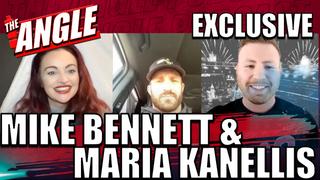 Mike Bennett & Maria Kanellis