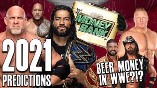 2021 WWE Predictions