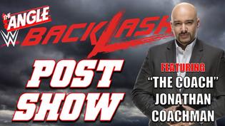 WWE Backlash Post Show