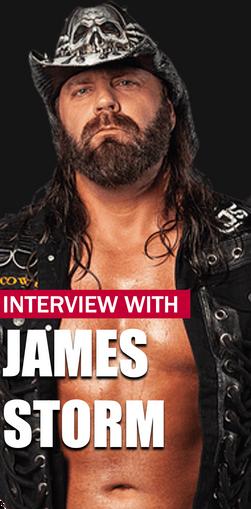 James Storm Interview