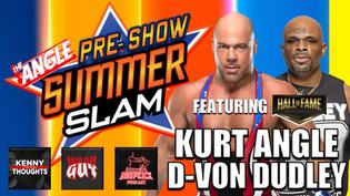 WWE SummerSlam Pre-Show