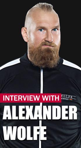 Alexander Wolfe Interview