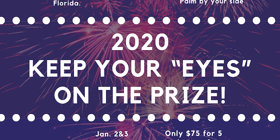2020 PCA Camp Jan 2nd,3rd