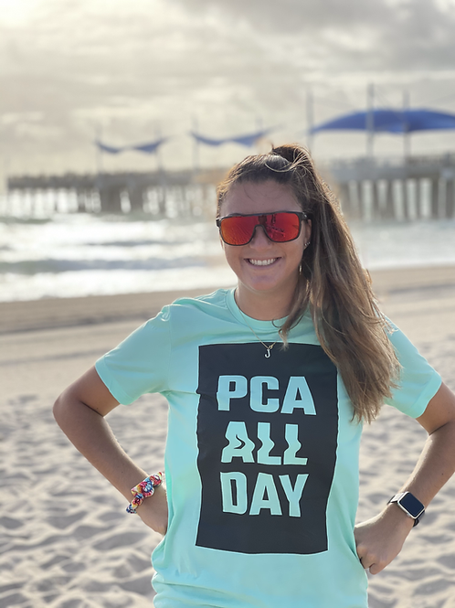 PCA All Day Premium Tee