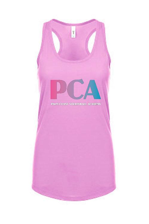 PCA Womens Lilac tank
