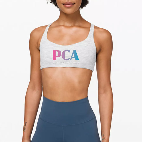 PCA Lululemon Sports Bra Grey