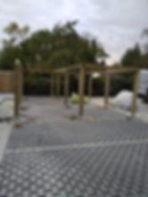 opbouw carport