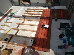 opbouw dakterras