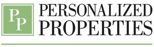 Personalized Properties Logo Letterhead.