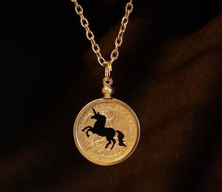 Unicorn Silhouette (#1)