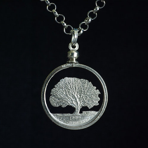 Tree - Connecticut Quarter
