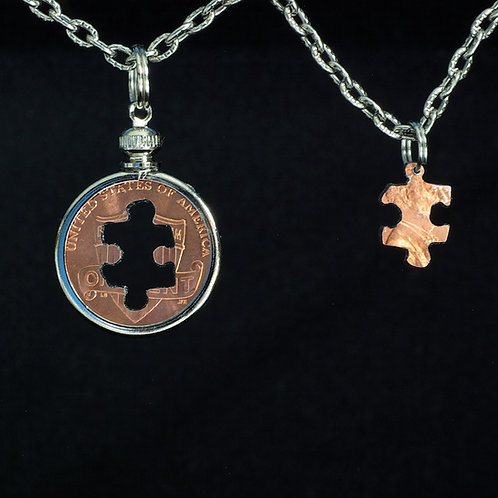 Puzzle Piece 1 - Inlay Set