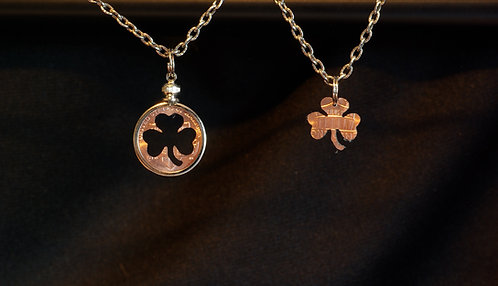 Clover - 3 Leaf - Inlay Set