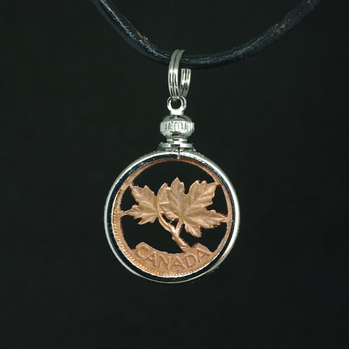 Maple Leafs - Canadian Penny