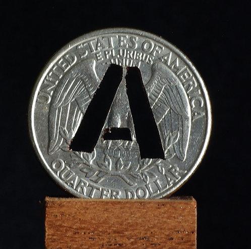 Letter (font 1)