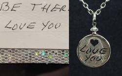 Handwriting - Love you