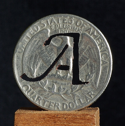 Letter (font 2)