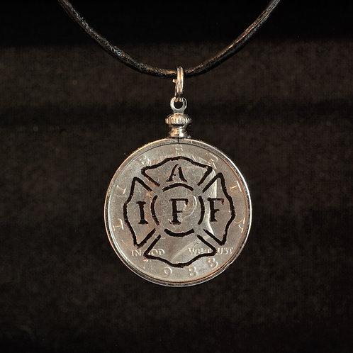 Maltese Cross - IAFF