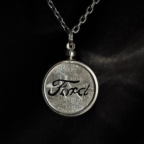 Car logo - Ford