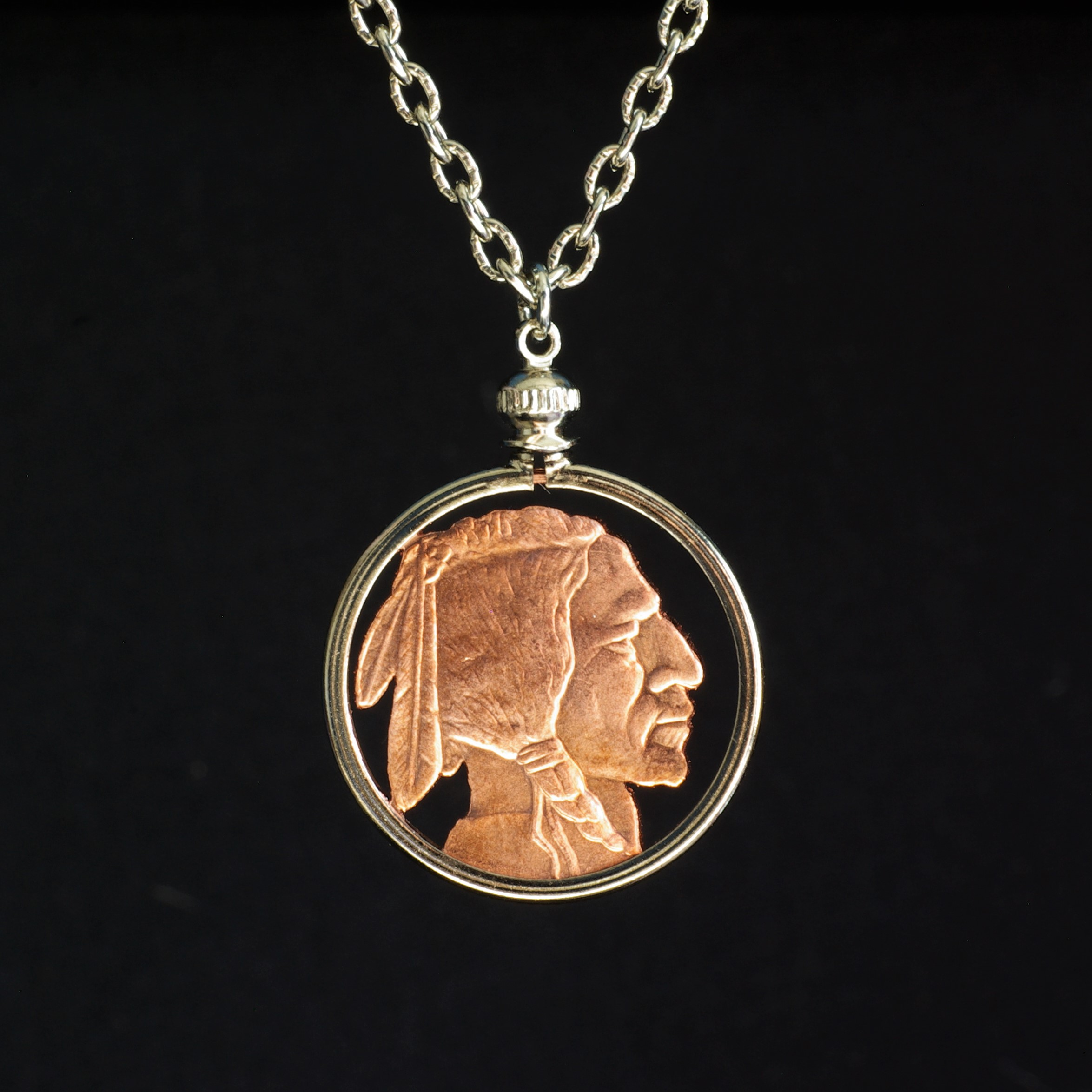 Copper Indian Coin