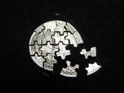 Quarter Puzzle (16 pieces)
