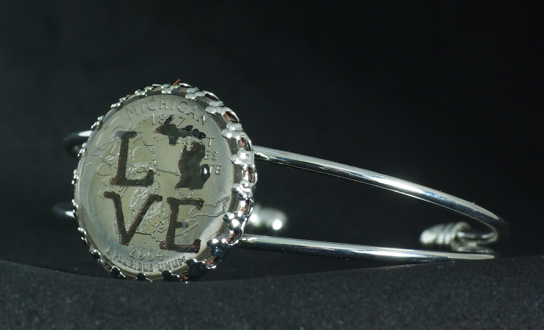 Crown Cuff Bracelet