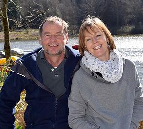 Richard and Lisa