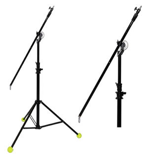 Extendable Boom Arm With Grip Head.