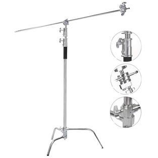 Metal Adjustable Reflector Stand.