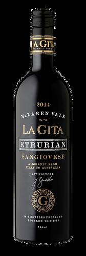 """2014 La Gita """"Etrurian"""" Sangiovese"""