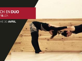 Stretch En Duo // Dimanche 30 Avril