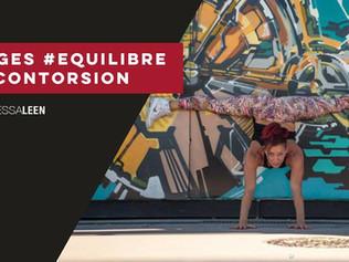 Stage Équilibre & Contorsion // Samedi 26 Mars // Vanessa Leen